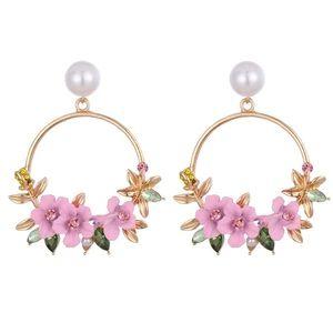 Jewelry - 🌸 NWOT summer flowers earrings  🌸